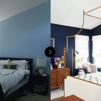 Before & After: A Dated Bedroom Becomes A Modern Retreat for Family