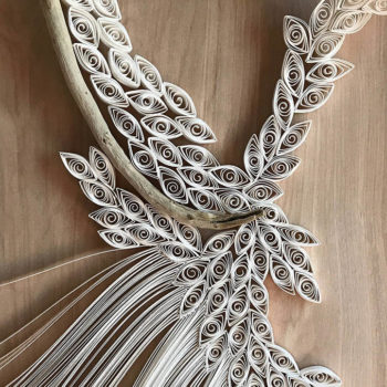 Paper Macrame by Griffin Carrick + Best of the Web