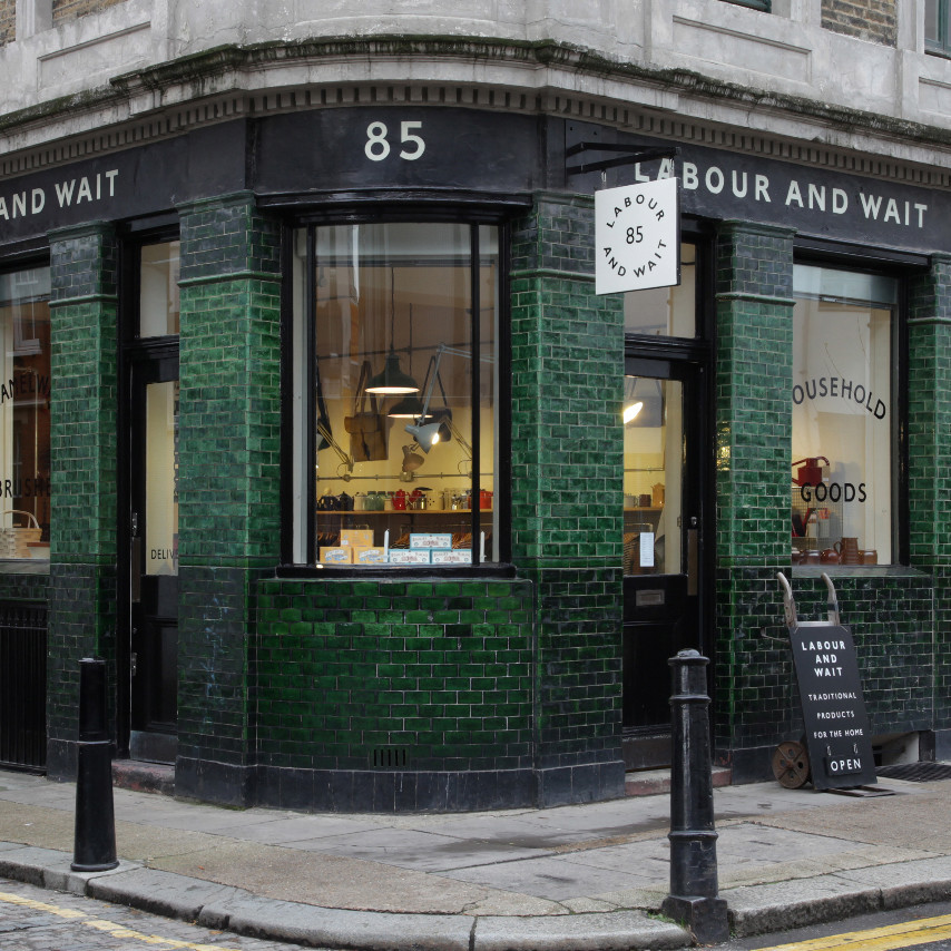 Green Storefront Roundup on Design*Sponge