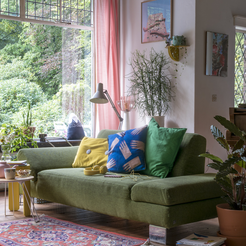 In the Netherlands, a Magical Home in the middle of the Woods | Design*Sponge