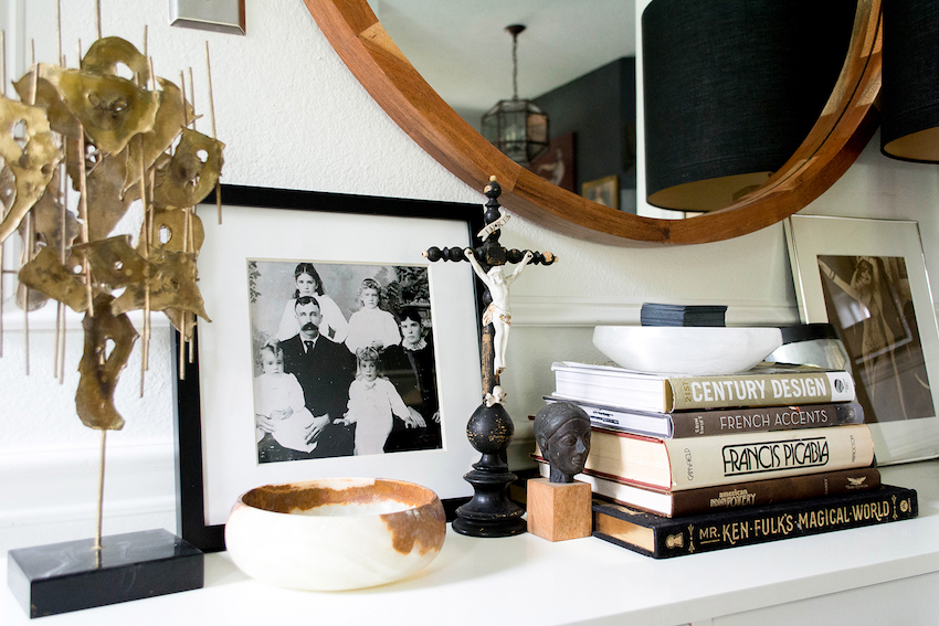 A Collector's Ever-Changing Family Home in League City, TX | Design*Sponge