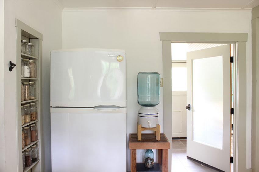 Water Storage Is Essential As Theirs Has To Be Picked Up In Town Tour On Design*Sponge