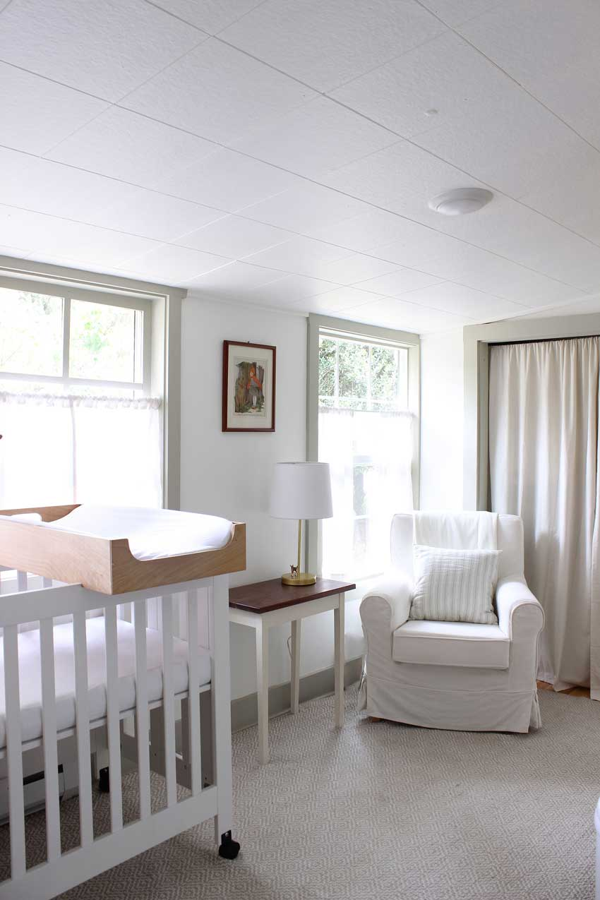 The Nursery In The Olympia Cottage On Design*Sponge