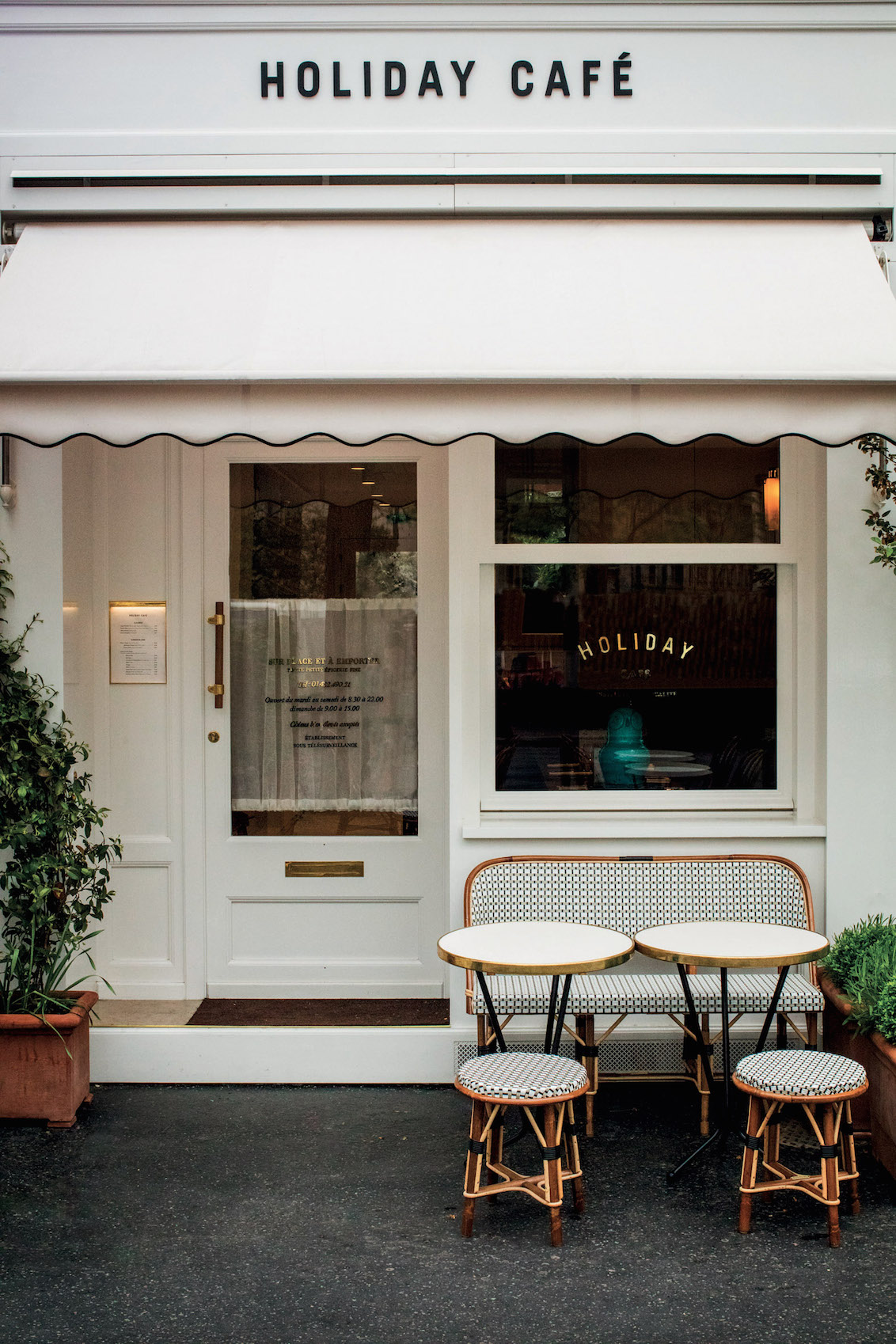 10 Storefronts With Showstopper Awnings - Design*Sponge