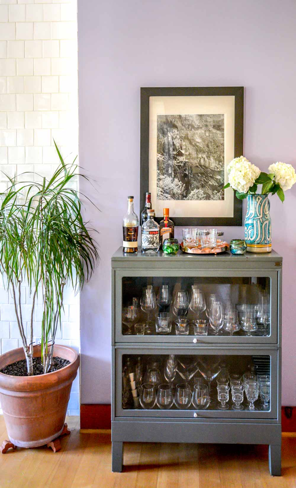 An Artist's Haven Built By Hand in Alexandria, VA | Design*Sponge