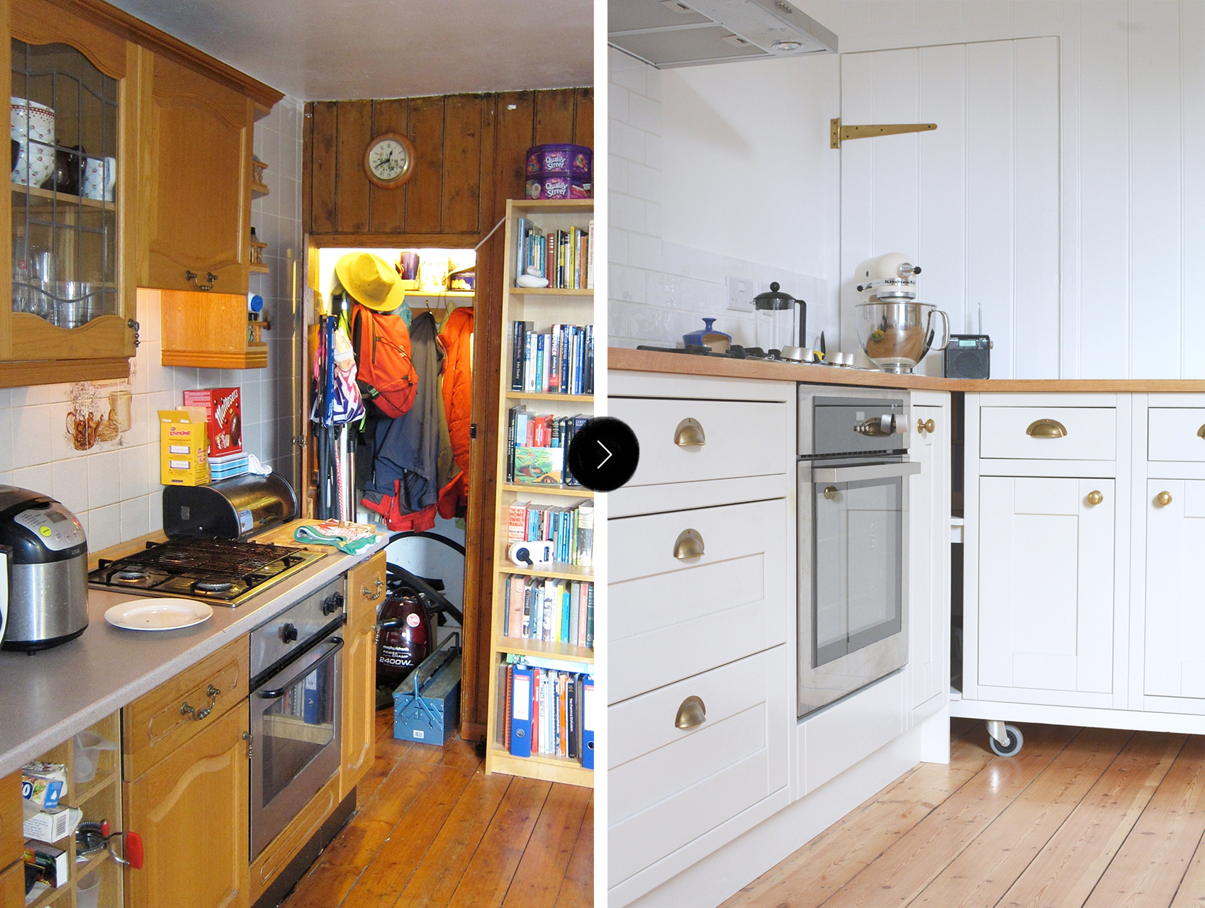An Essex, England Before & After Focused on Restoration