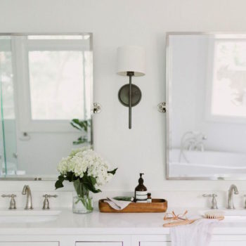 Before & After: A Dreary Utility Room Becomes an Airy Bathroom