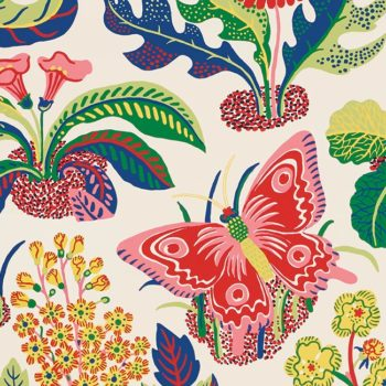 Desktop Downloads from Schumacher: Exotic Butterfly