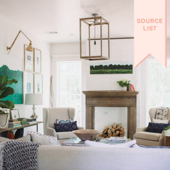 Source List: A Mississippi Farmhouse