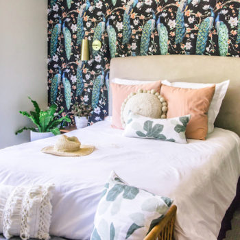 Effortless Boho Style Transforms a 90s Cookie-Cutter Home
