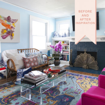 Before & After Inspiration: A Baker's Redone Rental