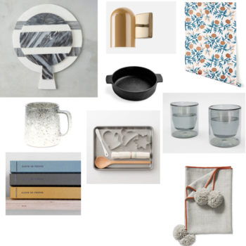 2017 Gift Guide: Home & Kitchen