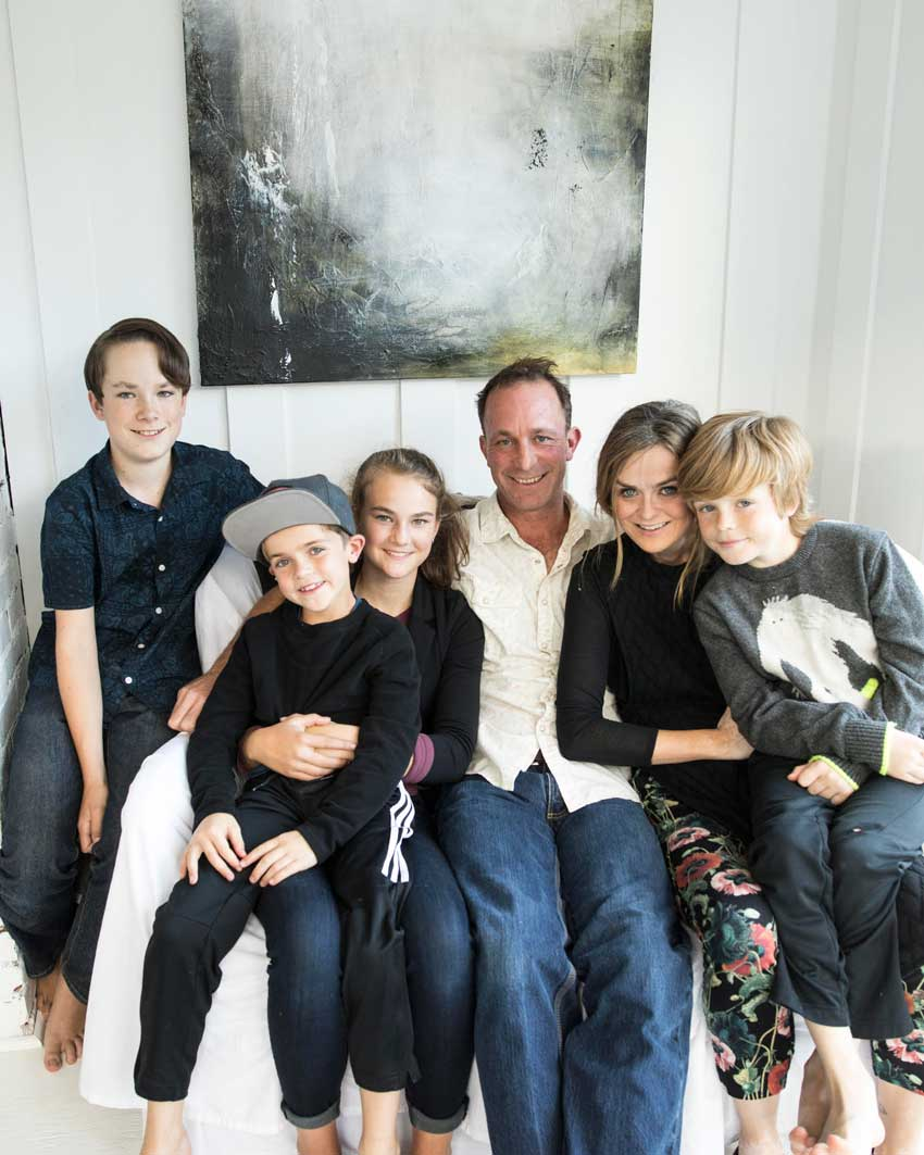 The Lewis Scaia Family In Vancouver BC Home Tour On Design*Sponge