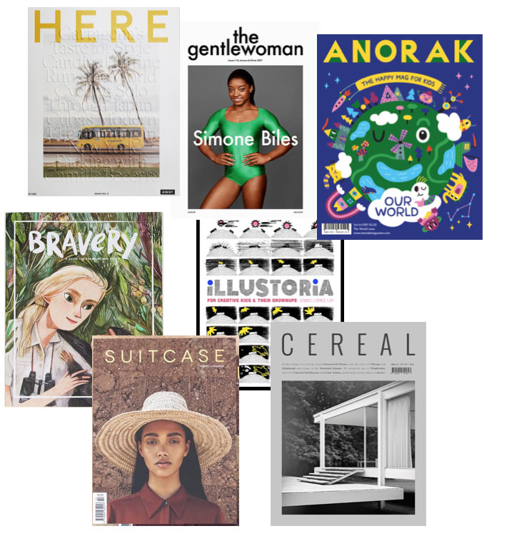2017 Gift Guide: Books and Magazines