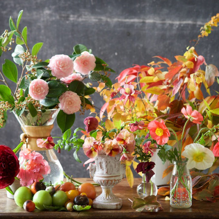 Two DIY Floral Arrangements Inspired By Autumn