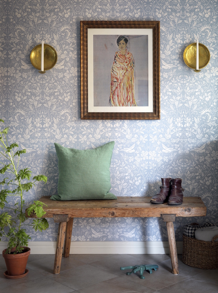 A Swedish Family Home Filled with Art and Old-Time Charm | Design*Sponge