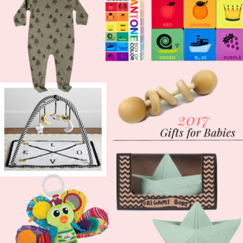 2017 Gift Guide: Babies, Toddlers & Kids