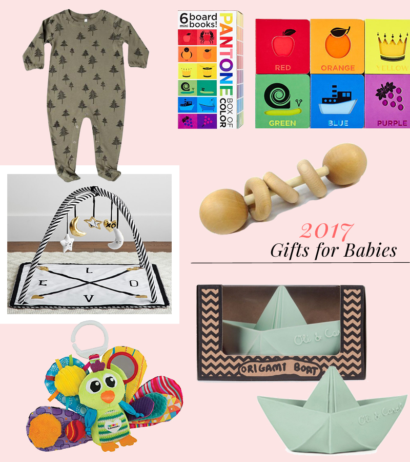 2017 Gift Guide Babies Toddlers Kids Designsponge