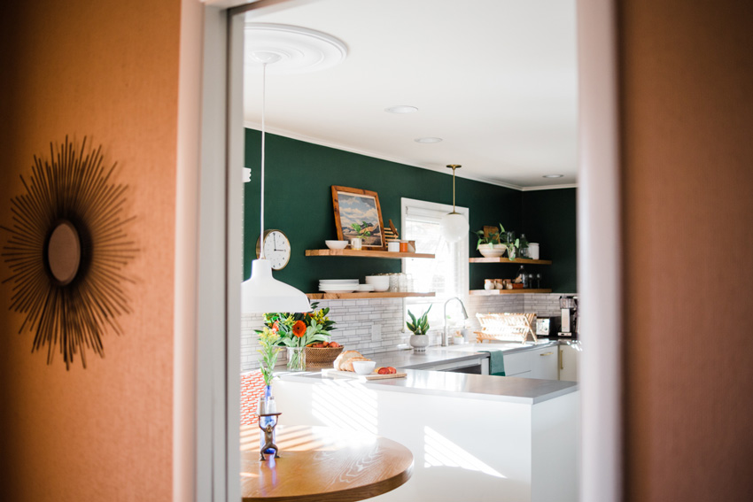 A Tulsa Kitchen Before And After Tour On Design*Sponge