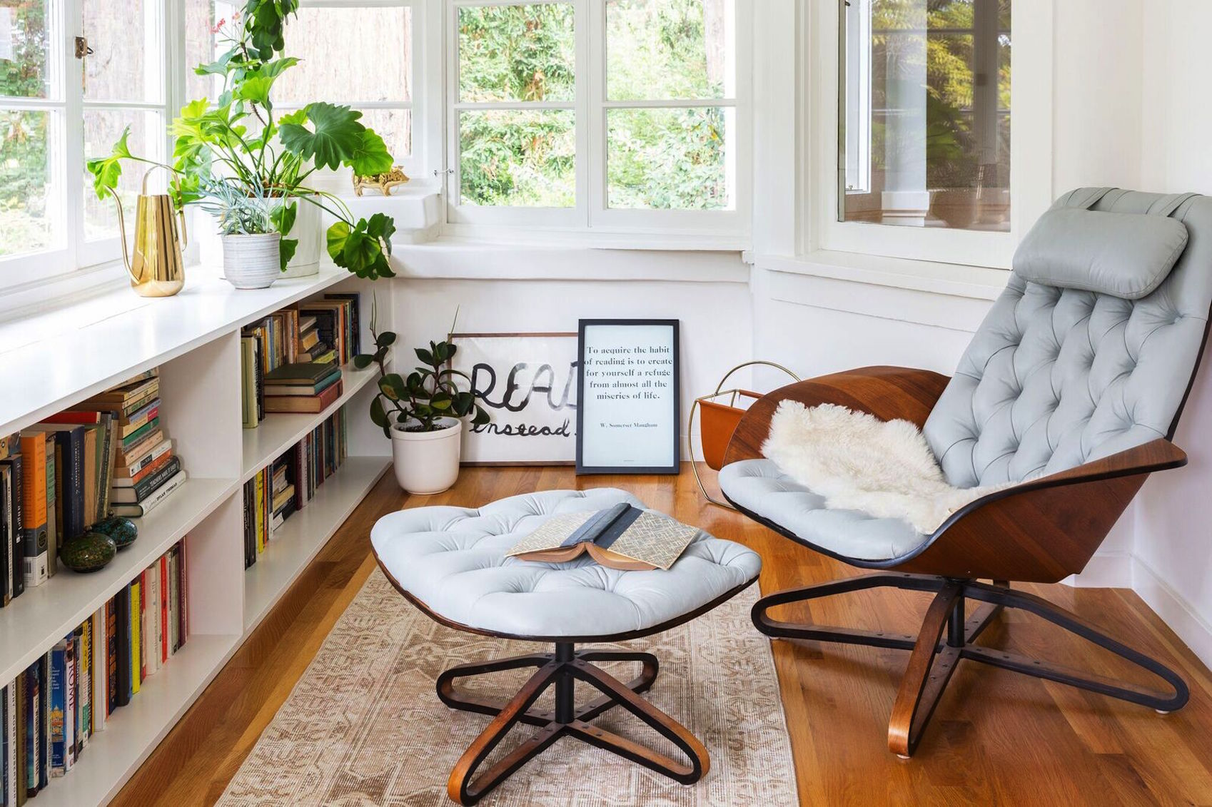 A Designer?s Home In Berkeley, CA Is Warm and Inviting