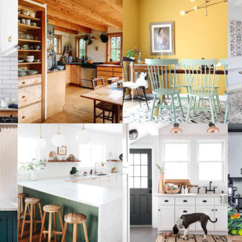 Best of 2017: Our Favorite Kitchens + Dining Rooms