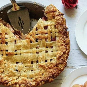 A Show-stopping Apple Pie for the Holidays