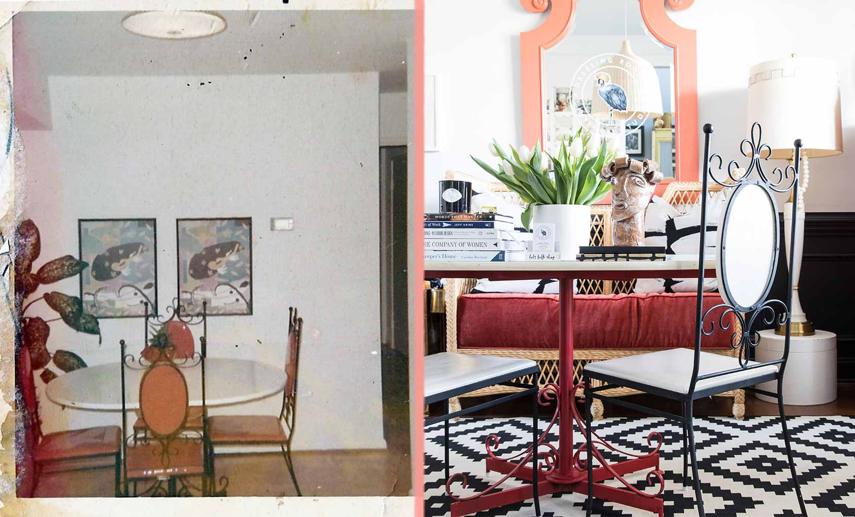 Before & After: Updating Inherited Pieces with Ariene C. Bethea, Design*Sponge