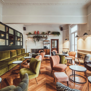 A London Hotel Transforms & Keeps its Heritage Spirit