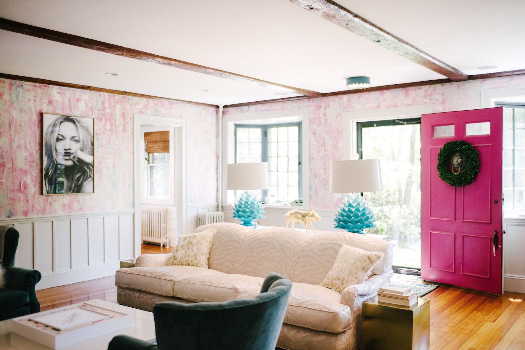 A 1920s Bungalow Filled With Bright Personality Design Sponge