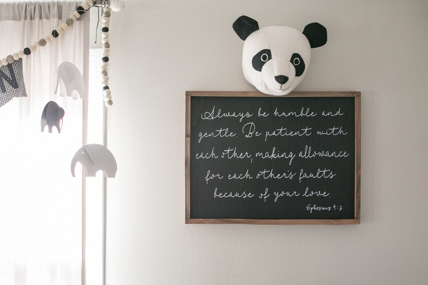 A Favorite Quote From This Mother For Her Boys Home Tour On Design*Sponge