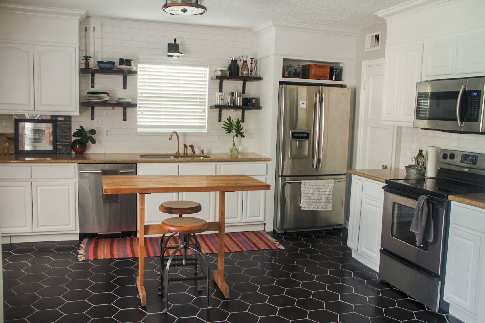Where Your Money Goes In A Kitchen Remodel: Before & After: A Kitchen Goes From Rarely Used To The