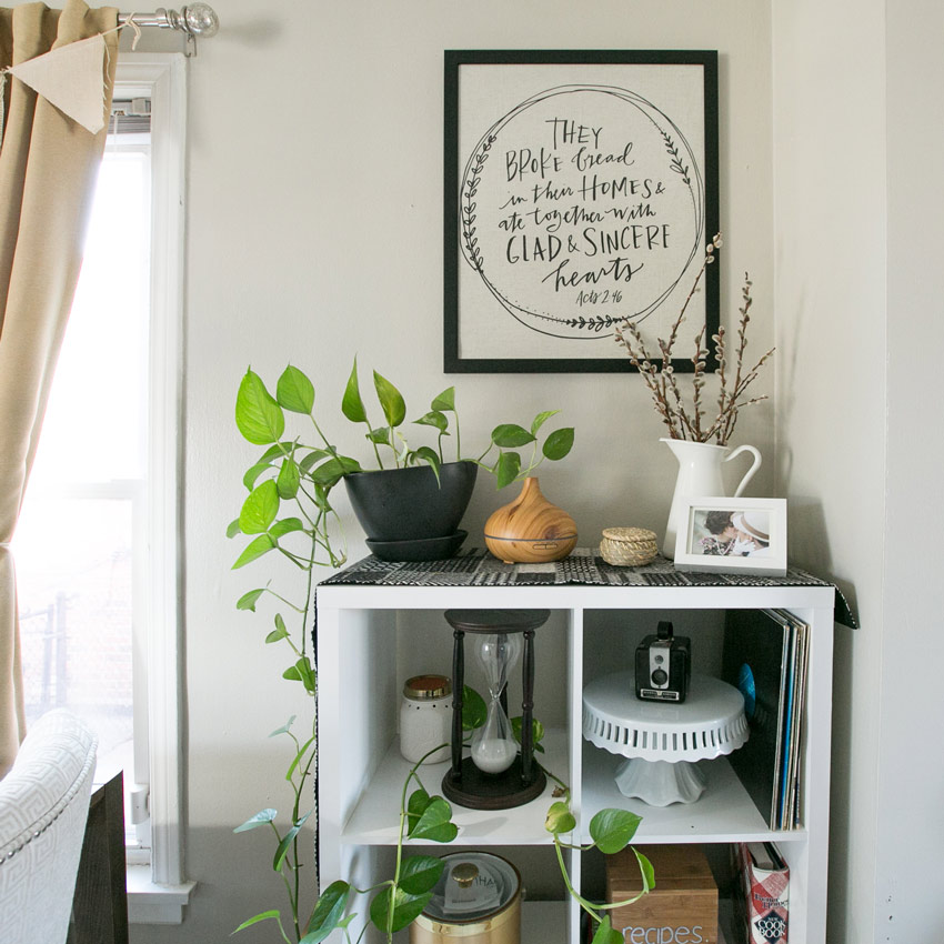 Art Meets Intentions In This Chicago Home Tour On Design*Sponge