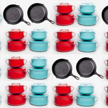 Caring for Cast Iron & Enameled Cookware