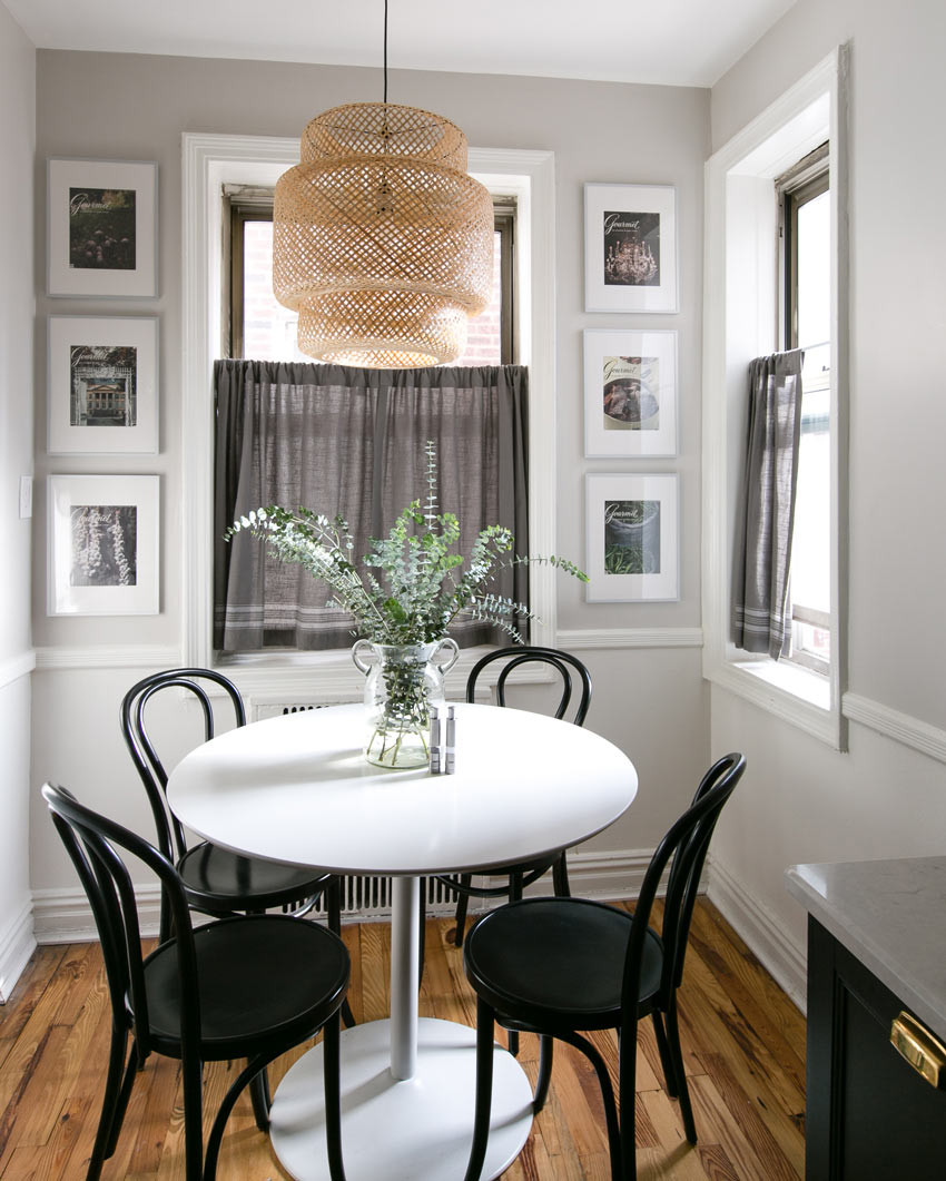 A Beautiful Dining Nook In This Brooklyn Apartment On Design*Sponge