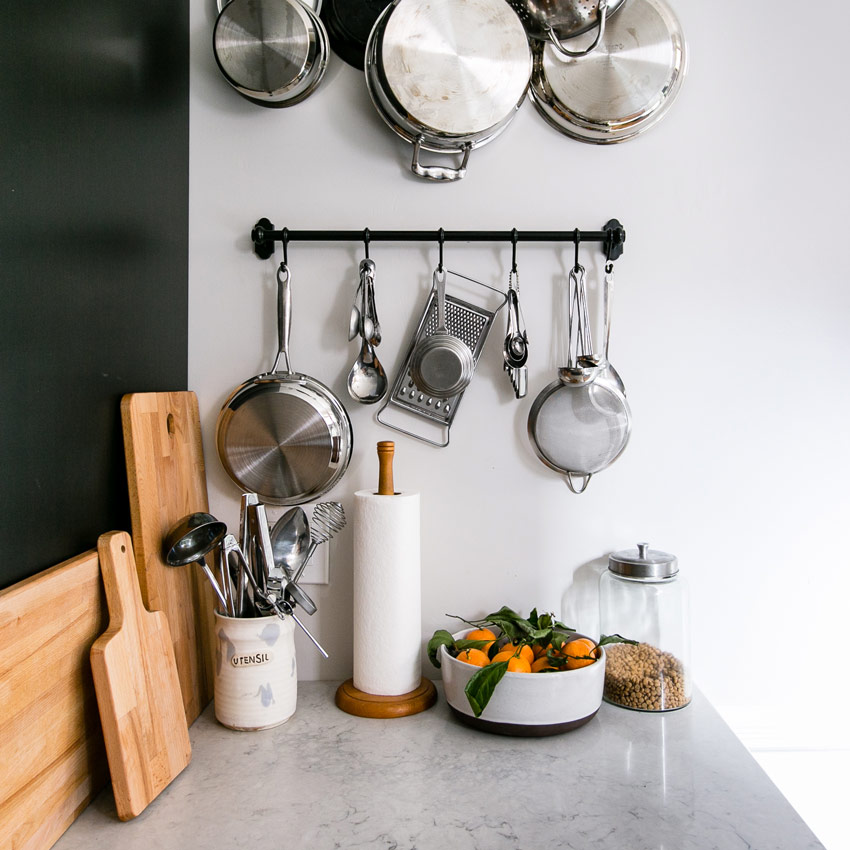 Additional Kitchen Storage Tour On Design*Sponge