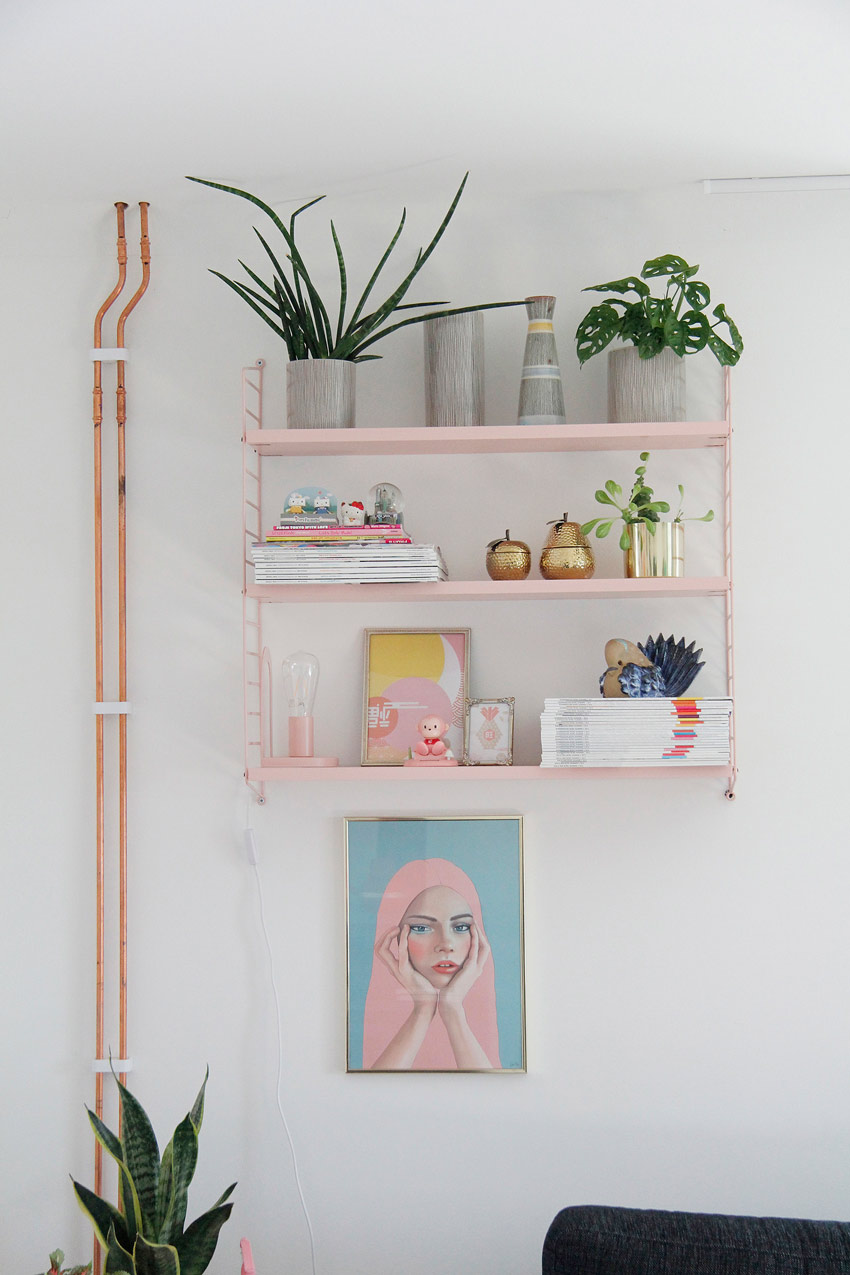 A Bright Corner That Reflects Åsa's Favorite Things Tour On Design*Sponge