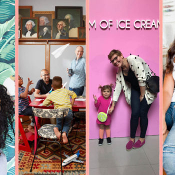 Parenting in the Creative Industry, Pt. 2: Obstacles, Life Hacks, Fostering Creativity & Advice