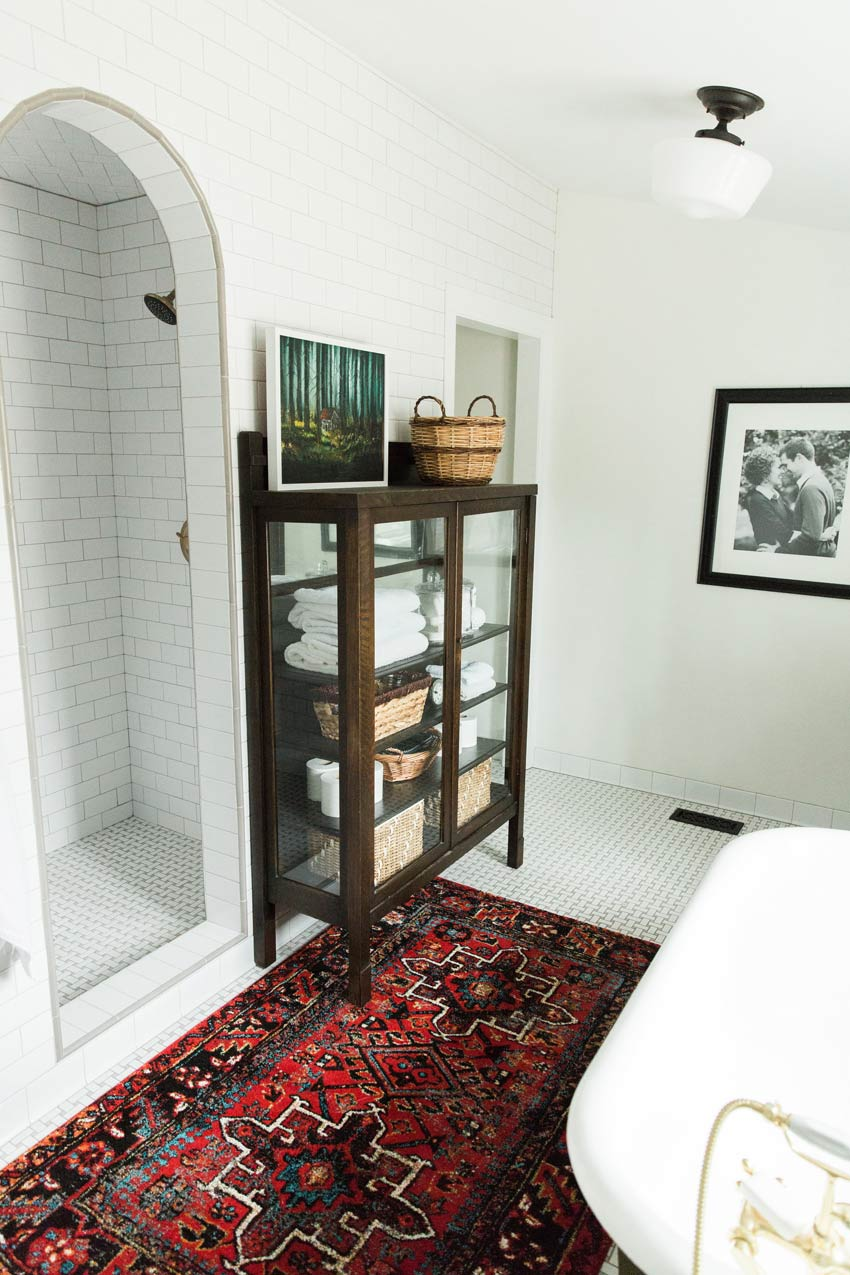 A Master Bathroom Addition Becomes More In Line With The Style Of The Home Tour On Design*Sponge
