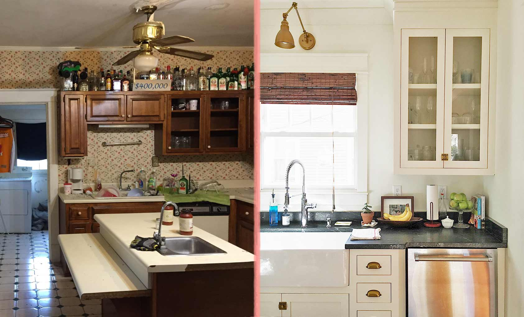Before & After: A Childhood Home Reimagined, Design*Sponge