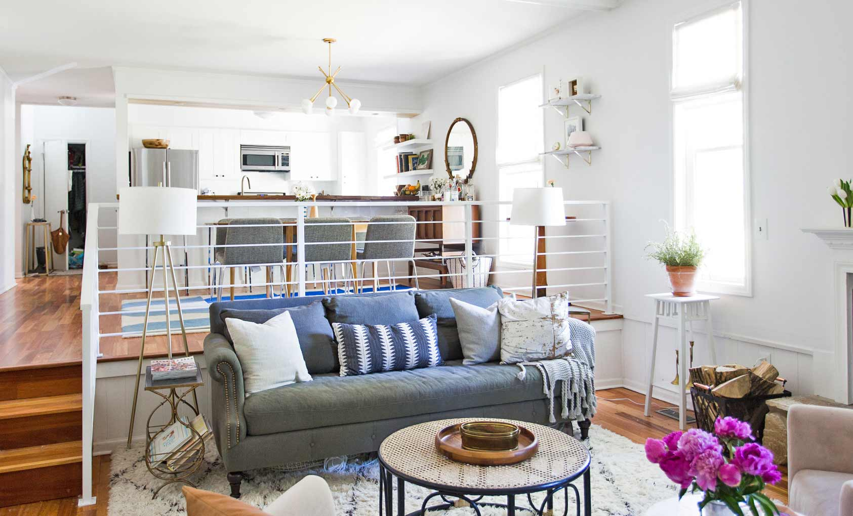 In North Carolina, a Family Sets the Stage for Memory Making, Design*Sponge