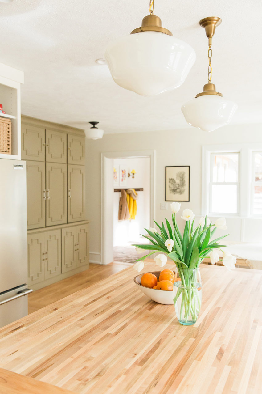 A Tudor Revival Kitchen With Mudroom Addition Tour On Design*Sponge