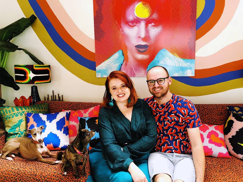 Evie And Sam In Their Bold New Zealand Home On Design*Sponge