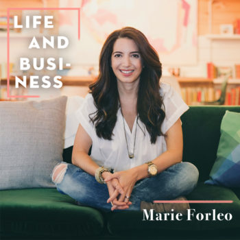 Back to School with Entrepreneur & Thought Leader Marie Forleo