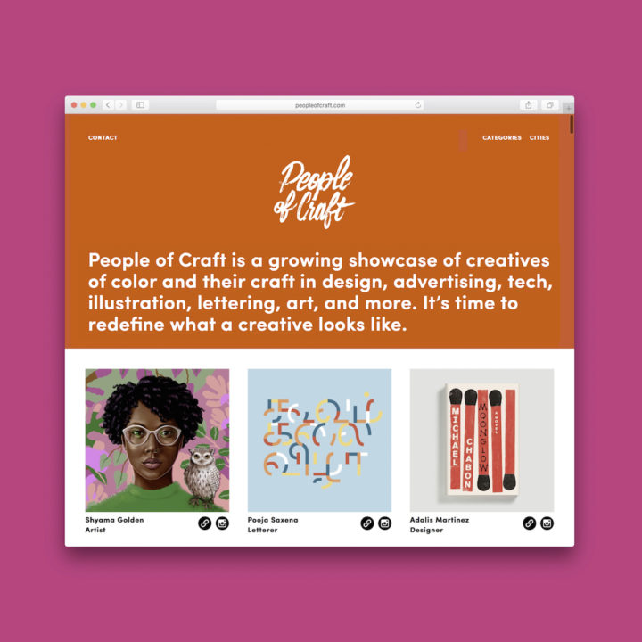 Q&A: Practicing Inclusivity in the Design Industry with People of Craft