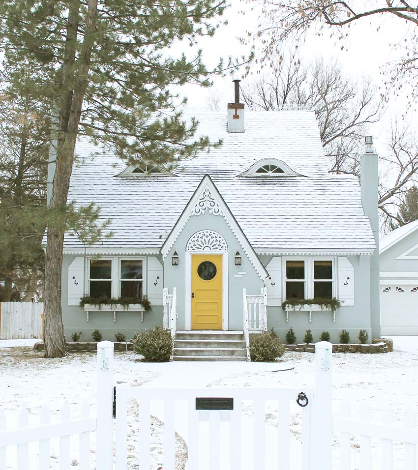 The 1936 Tudor Revival Home Of The Pyper Family Home Tour On Design*Sponge
