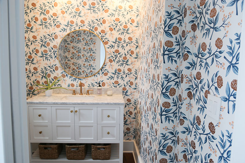 Wallpaper From Hygge & West Made The
