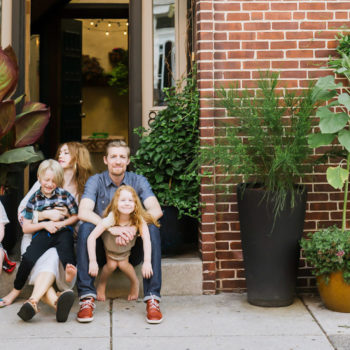 A Philadelphia Home that Boasts a Potpourri of Architectural Styles