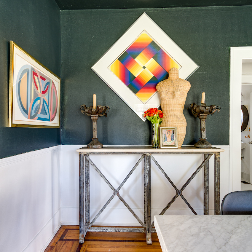 Fun and Fearless Personality in a Century-Old Jacksonville Home | Design*Sponge