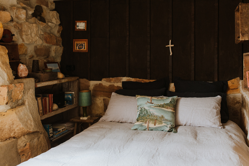 A Respectfully Restored Fisherman's Shack on the Australian Coast | Design*Sponge
