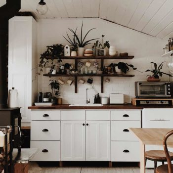 A Tiny Cabin in the Woods For Creative Homesteaders In Vermont